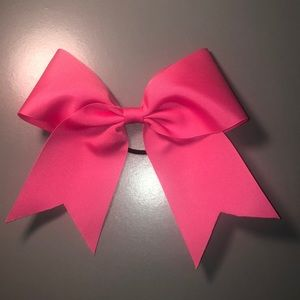 Accessories - Pink Bow